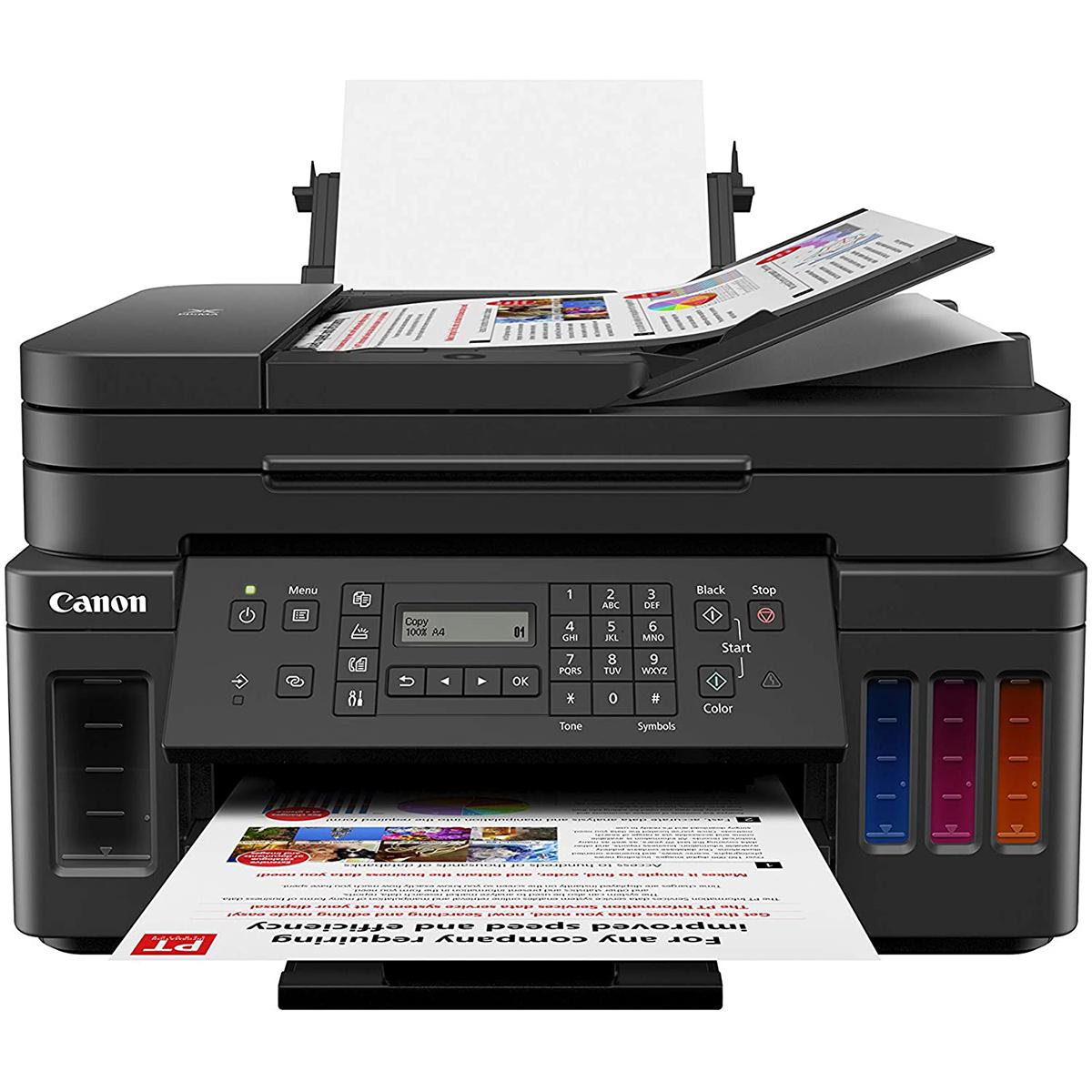 Canon Pixma G7050 A4 Inkjet Printer