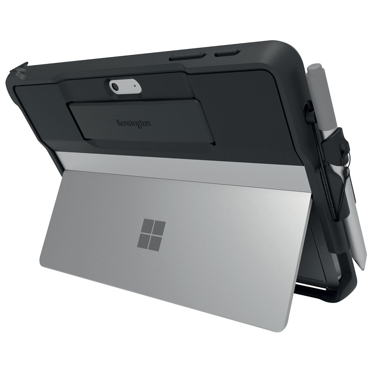 Kensington K97454EU BlackBelt Rugged Case for Surface Go and Surface Go 2
