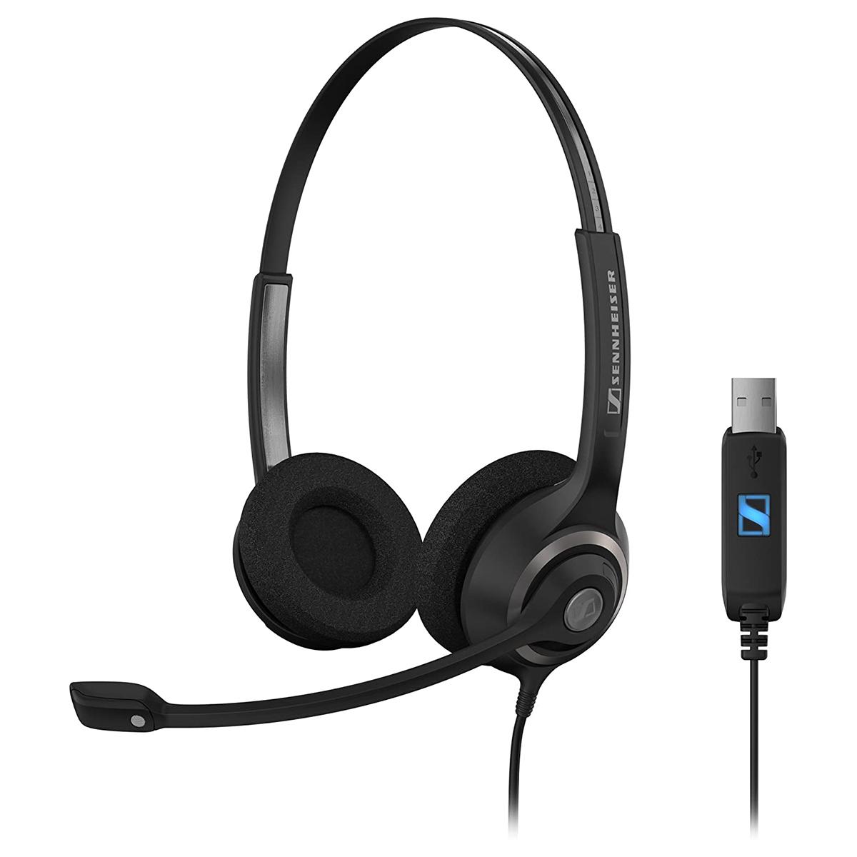 EPOS Sennheiser SC260 USB Stereo Headset