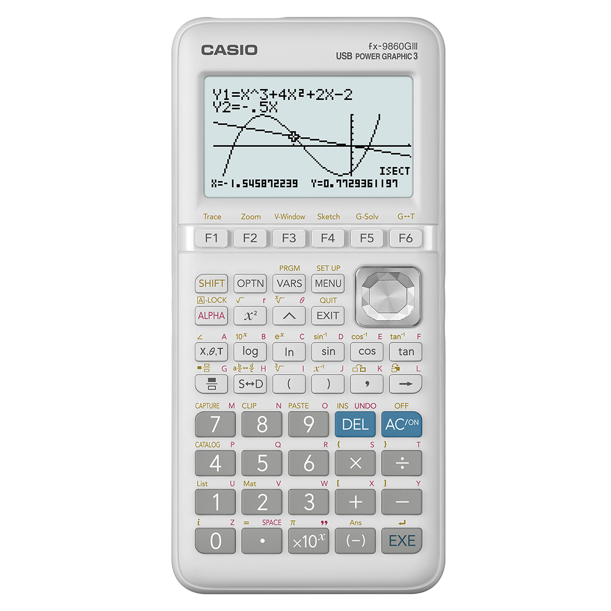 Casio FX-9860GIII Graphic Calculator