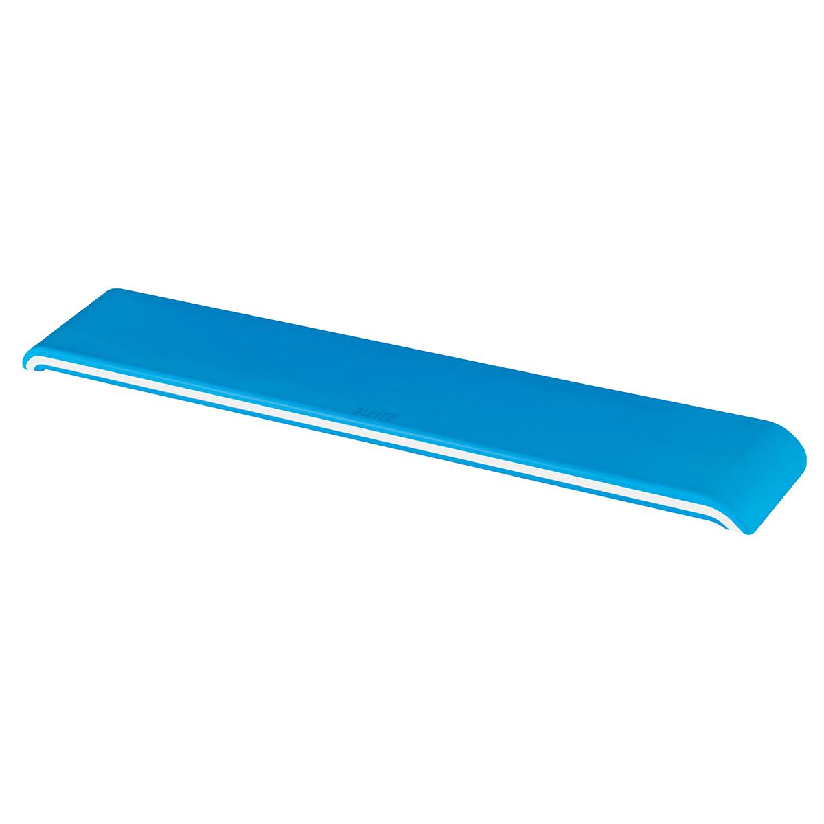 Leitz Ergo WOW Adjustable Keyboard Wrist Rest Blue