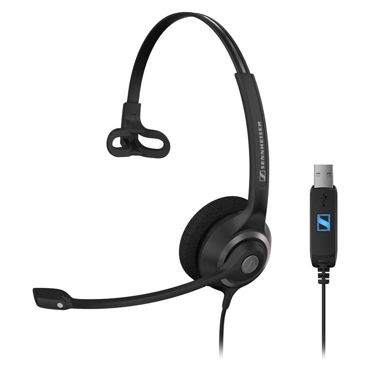 EPOS Sennheiser SC230 USB Monaural Headset