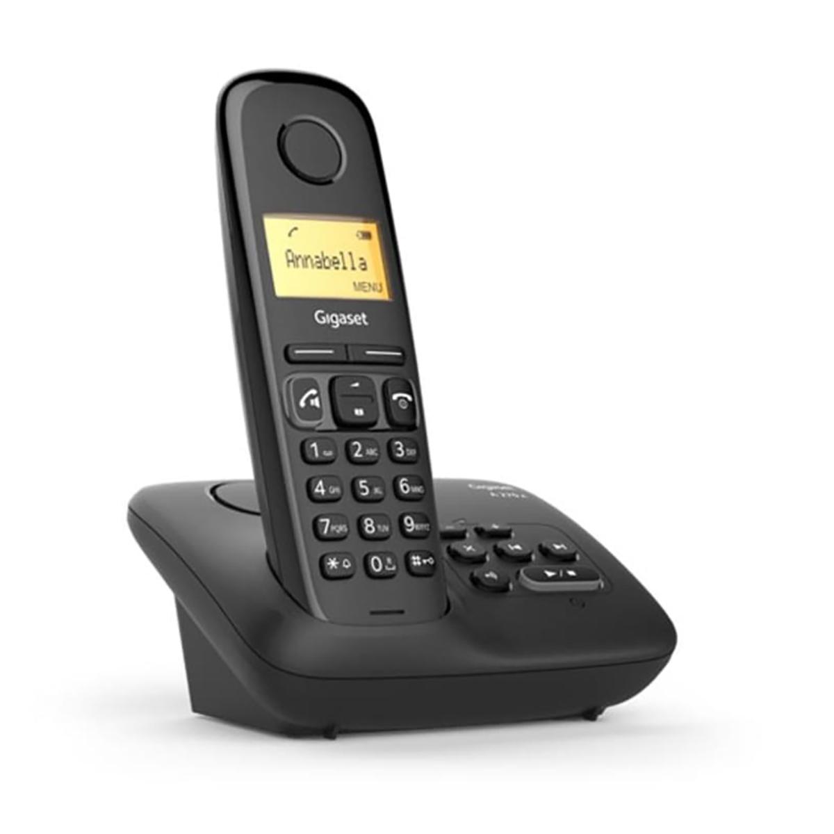 Gigaset A270A Dect Single Handset telephone Answer Machine