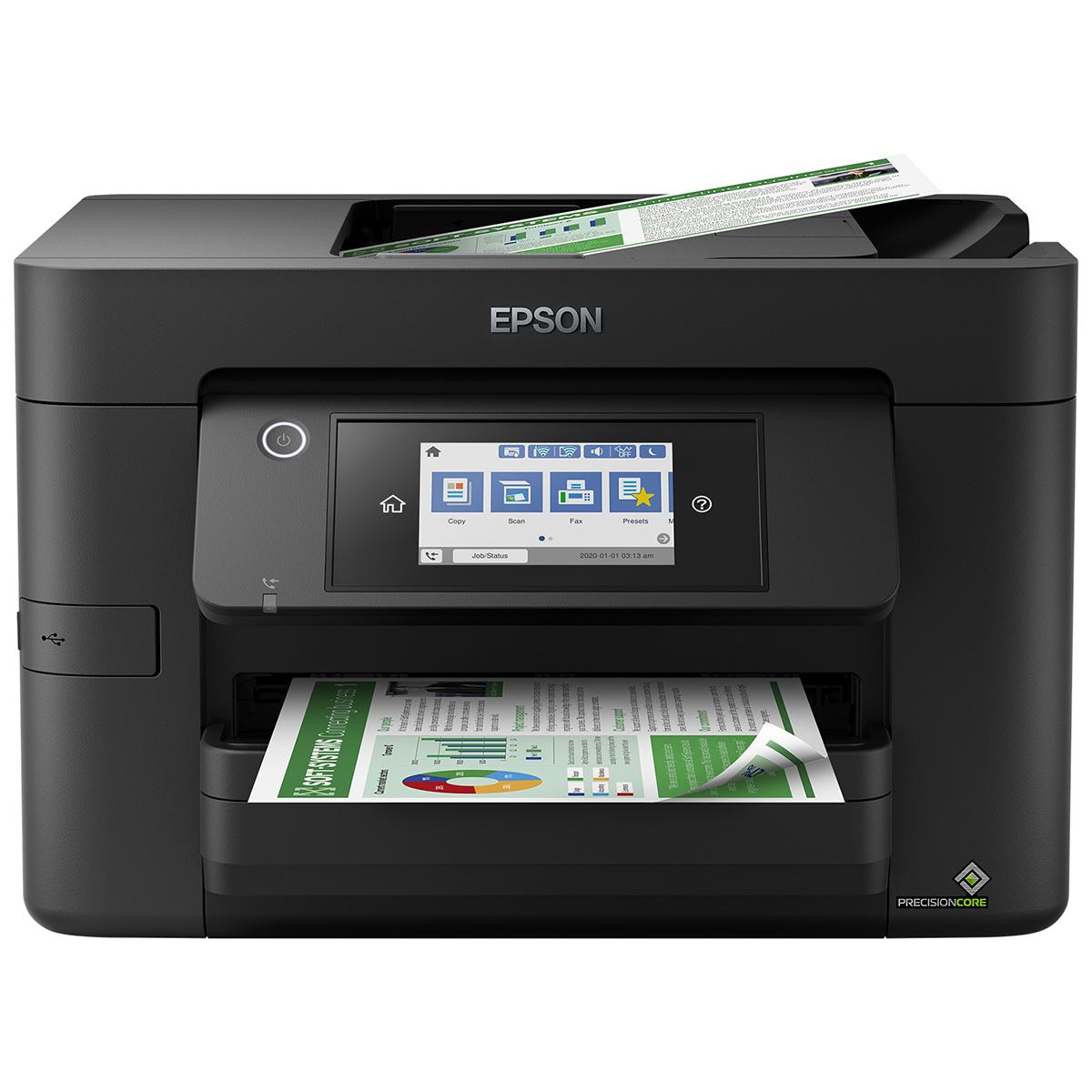 Epson WorkForce PRO WF-4820DWF A4 Colour Inkjet Multifunction