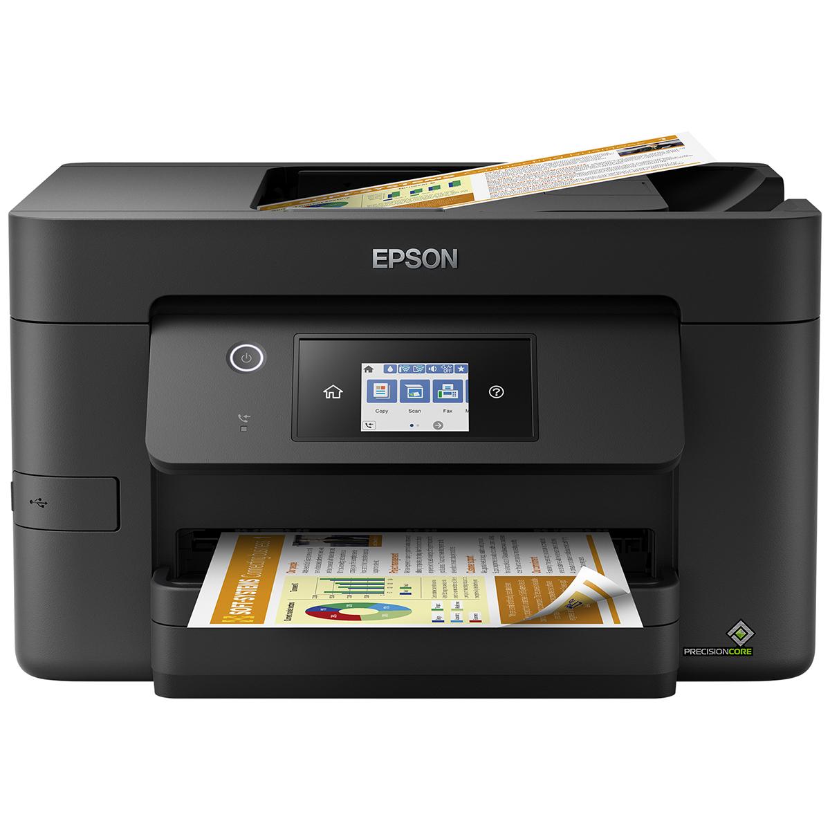 Epson WorkForce PRO WF-3820DWF A4 Colour Inkjet Multifunction