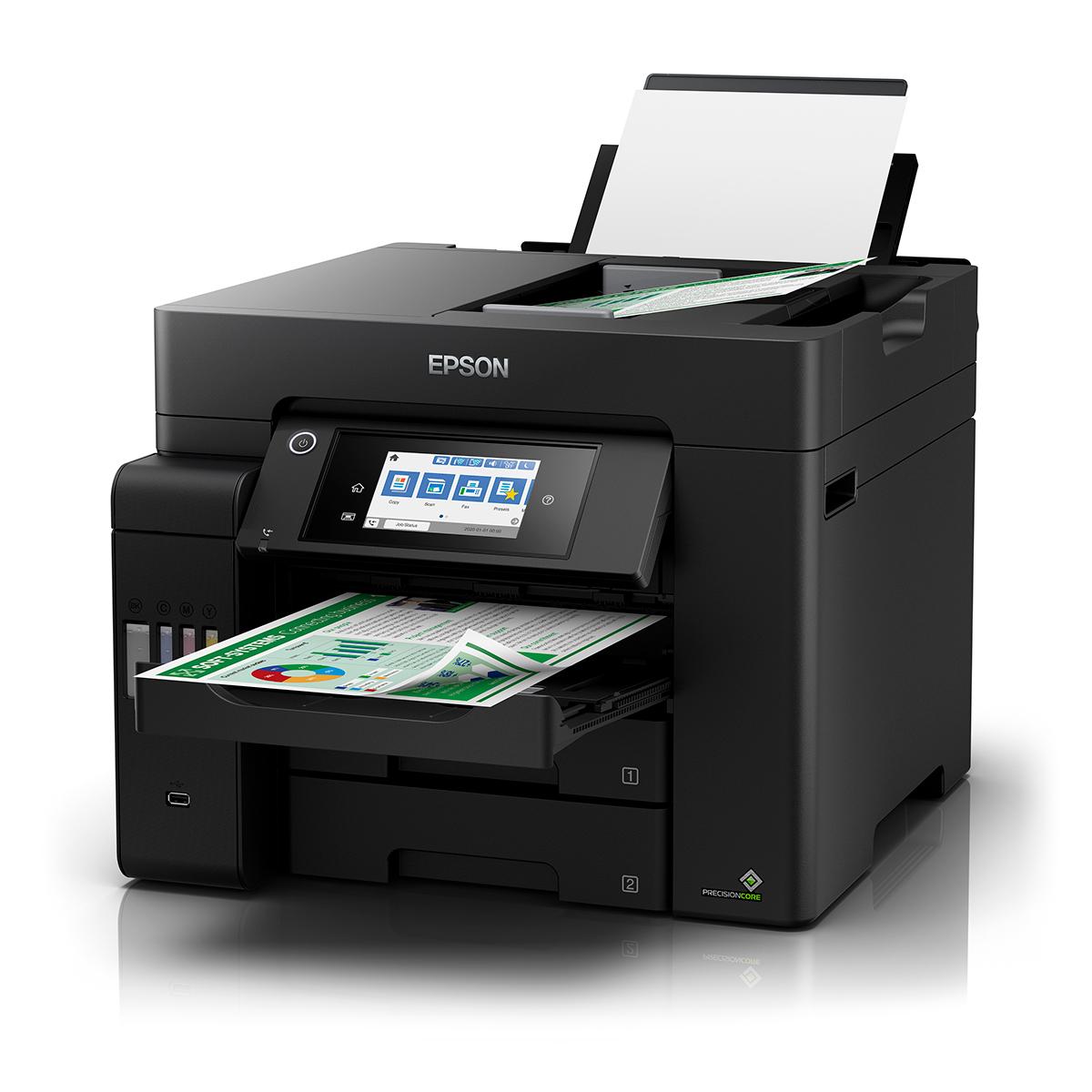 Epson EcoTank ET-5800 A4 Colour Inkjet Multifunction