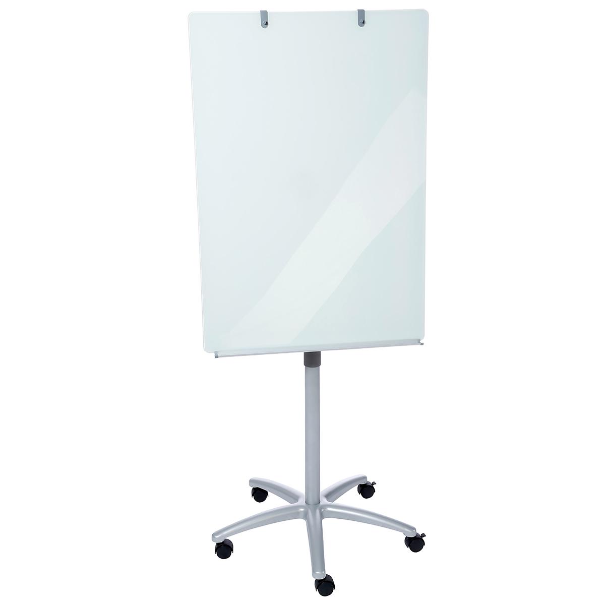Dahle Glass Flip Chart Easel 70x100cm