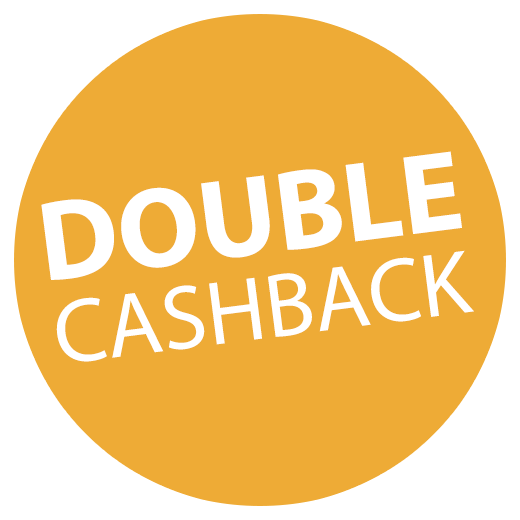 Double Cashback Icon