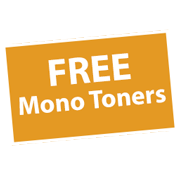 Free mono printing for a year on selected colour printers! Icon