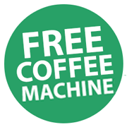 FREE Coffee Machine with GBC! Icon