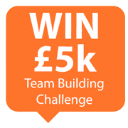 Win a £5k Team Building Challenge with Nobo! Icon