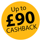 Up to £90 Cashback with Fellowes shredders! Icon