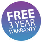 Extended 3 Year Warranty! Icon