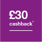 £30 Cashback on Brother Labelling Icon