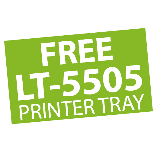 Free Brother LT5505 250 Sheet Paper Tray Icon
