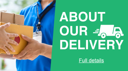 About our delivery Banner Image