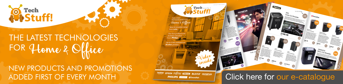 The latest promotions in TechStuff! Banner Image