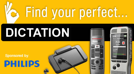 Perfect Dictation Finder... Banner Image