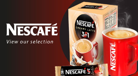 Nescafe Banner Image