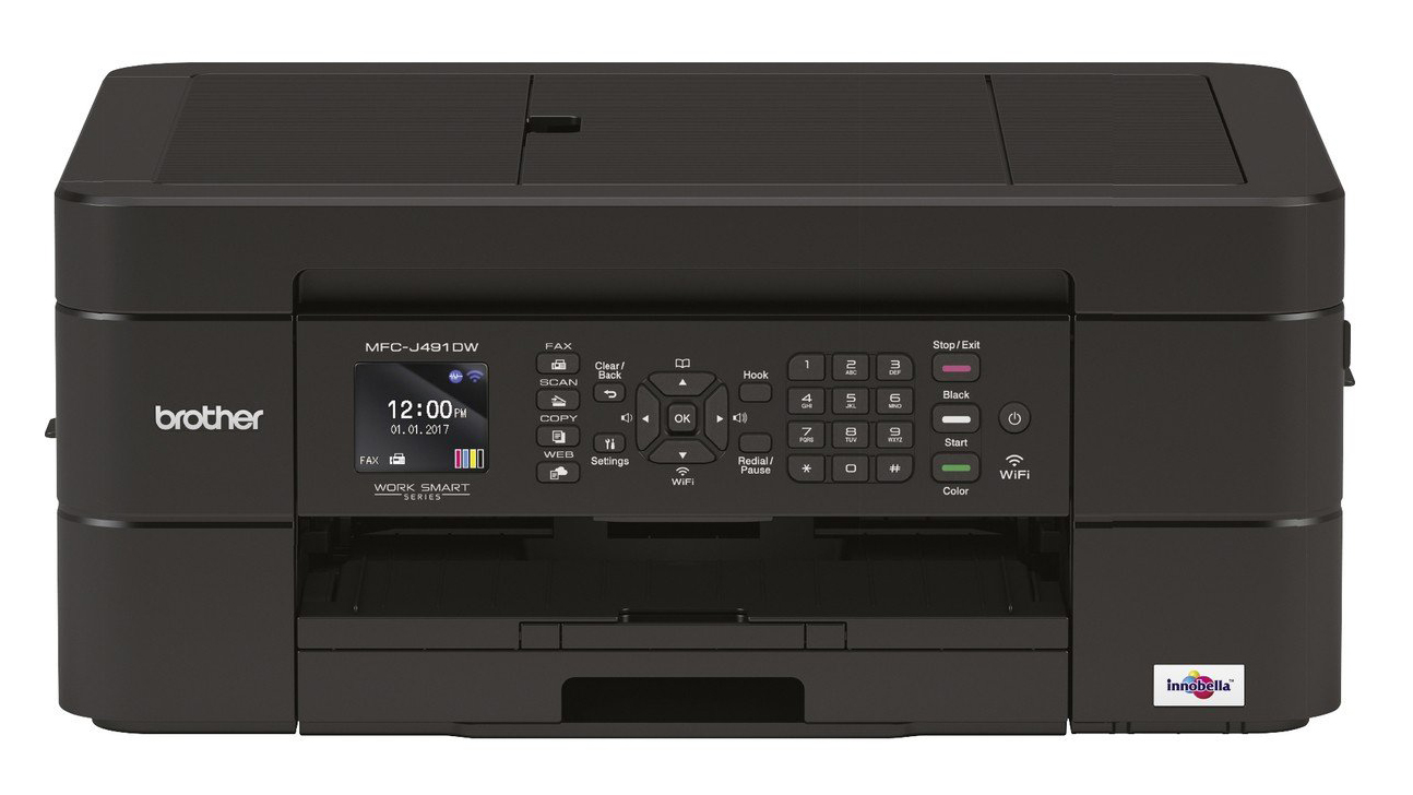 Brother MFC-J491DW A Grade - Refurbished Machine