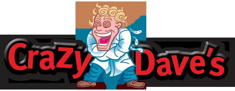 Crazy Dave's Logo