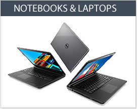 Notebooks &Laptops Banner Image