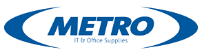 Metro Computer Supplies Logo