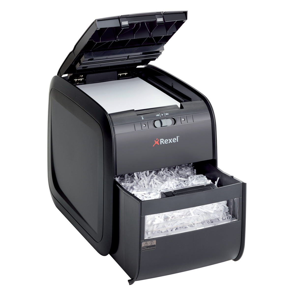 Rexel Autoplus 60X Cross Cut Shredder
