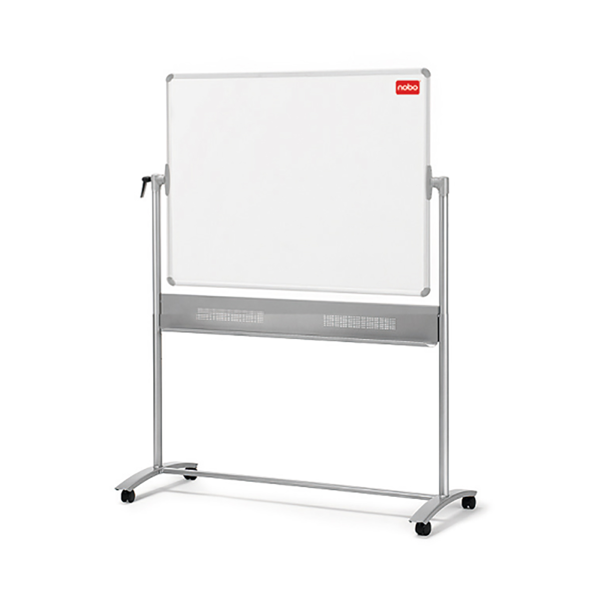 Nobo 1901031 Dual Sided Mobile Whiteboard 1500 x 1200mm