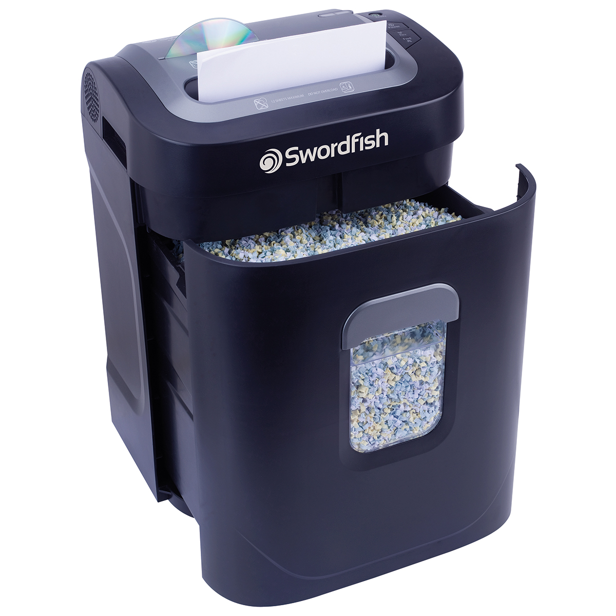 Swordfish 1200XXCD Micro Cut Shredder