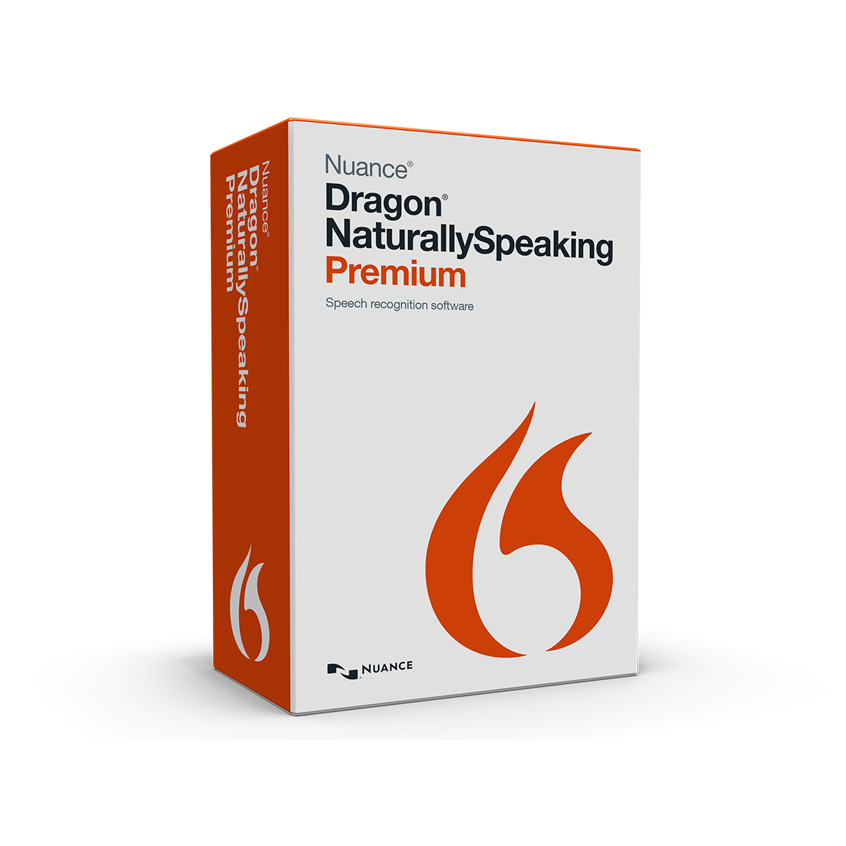 Nuance Dragon NaturallySpeaking Premium 13.0 International English