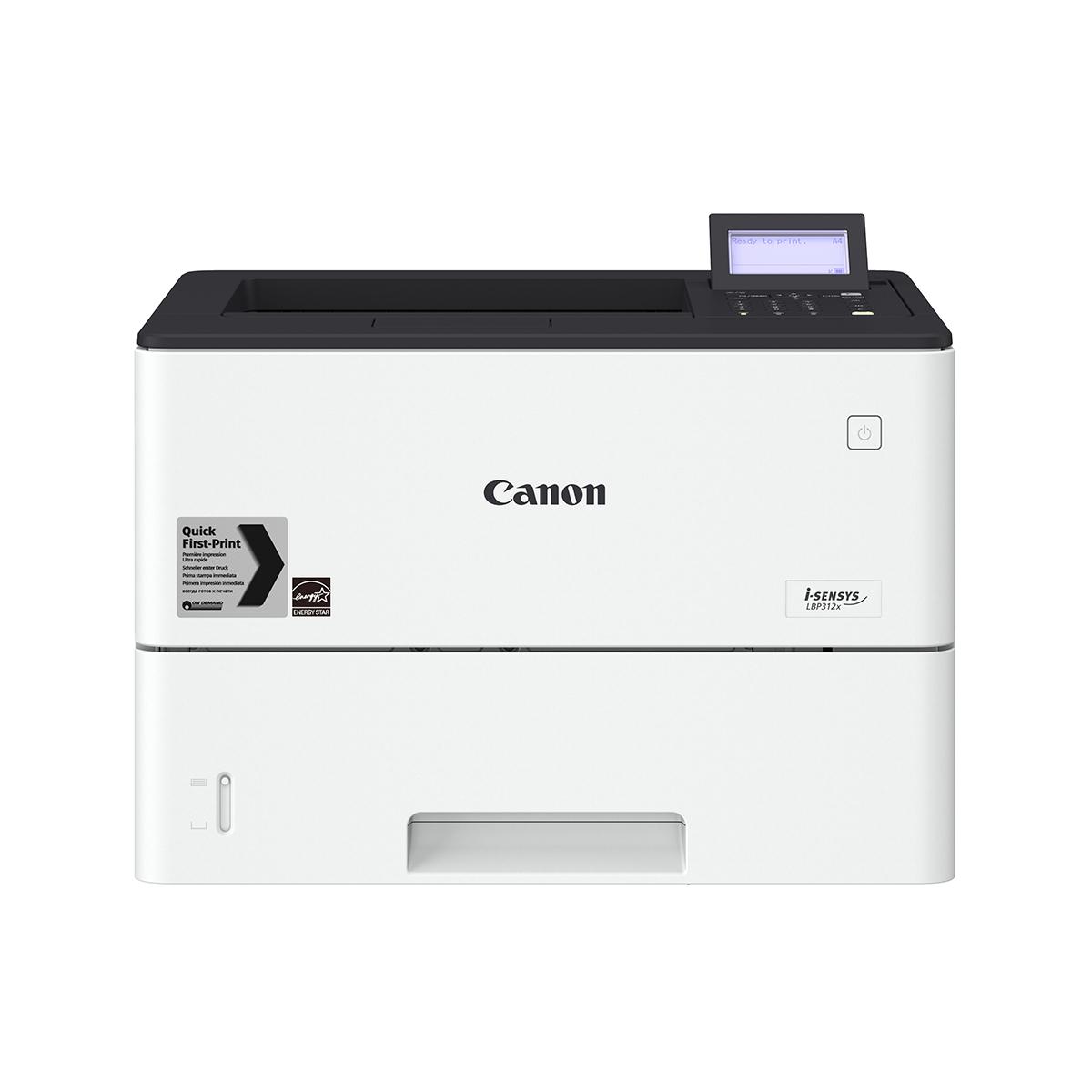 Canon i-SENSYS LBP312X Mono Laser Printer