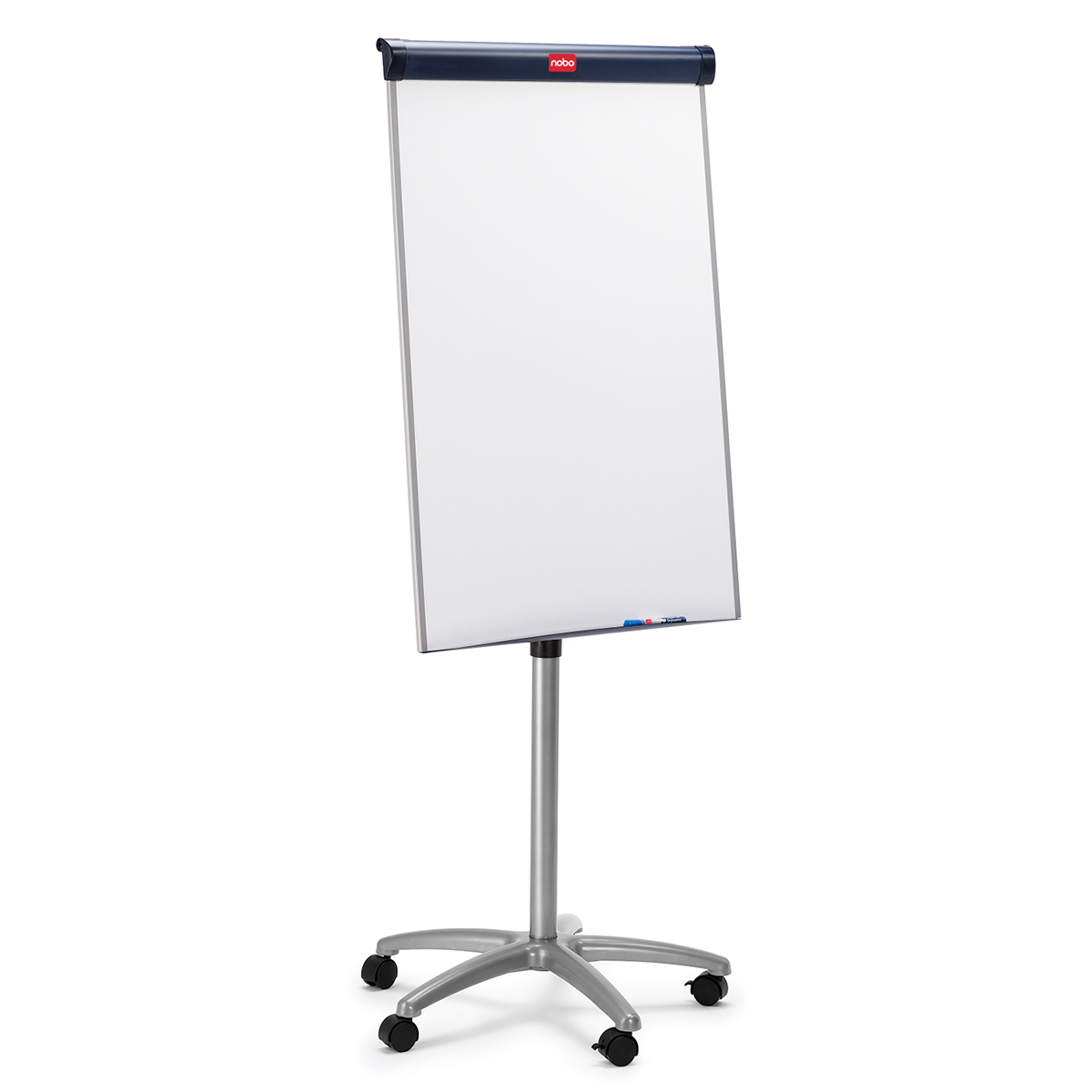 Nobo 1902386 Barracuda Magnetic Mobile Flipchart Easel