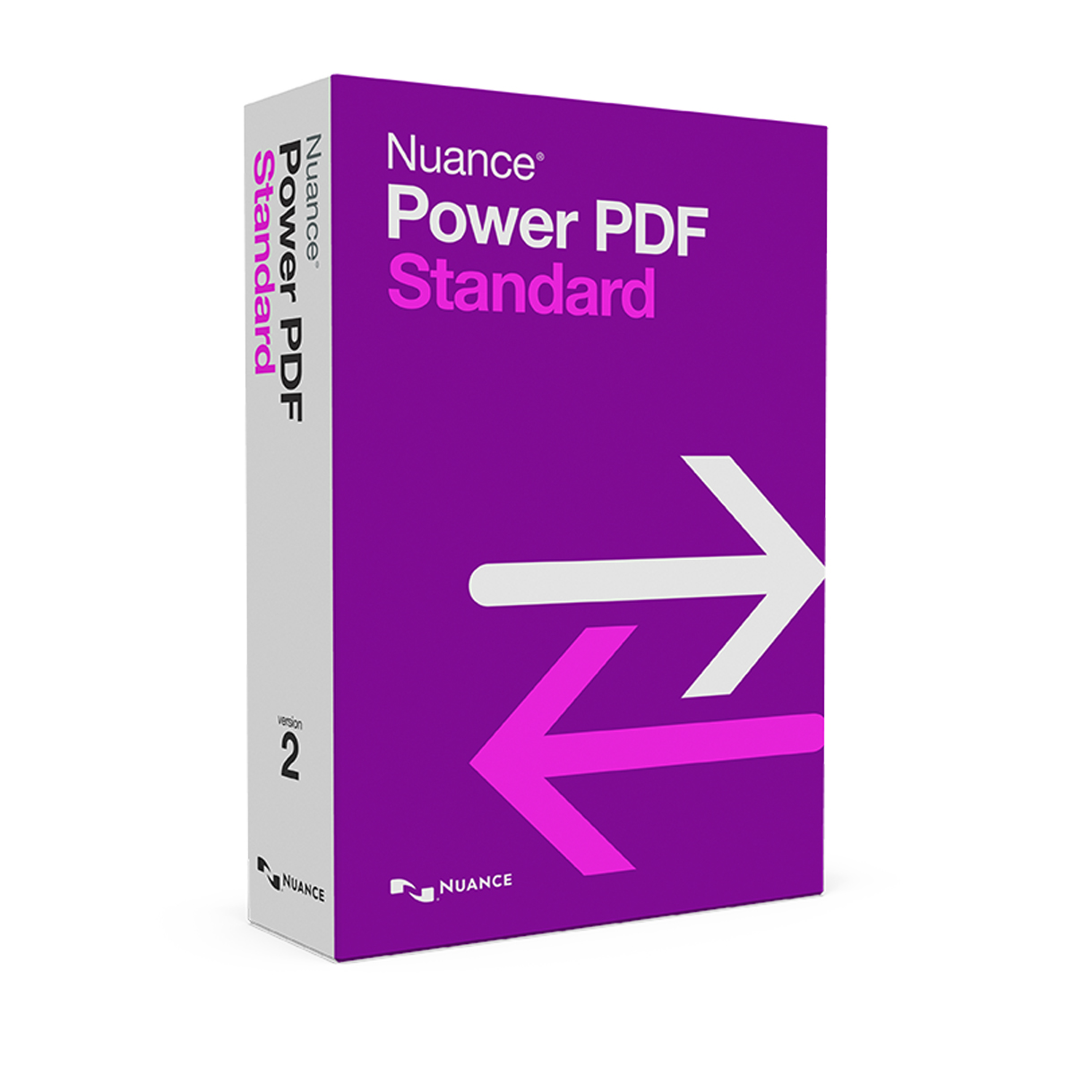 Nuance Power PDF Standard v2 International English Retail