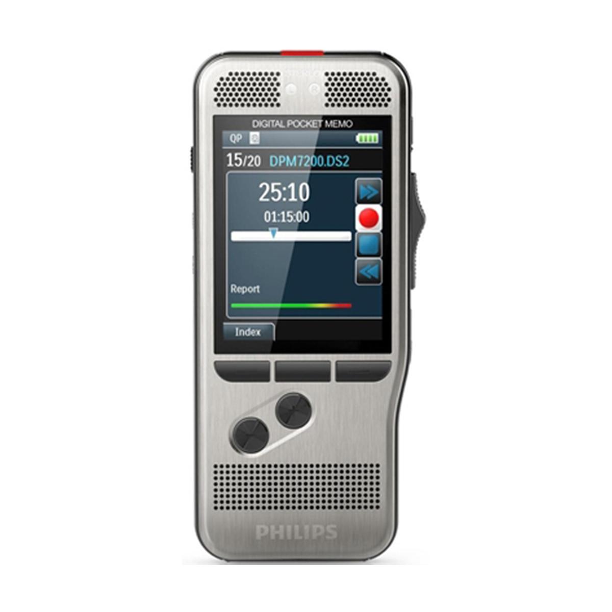 Philips DPM7200 Pocket Memo