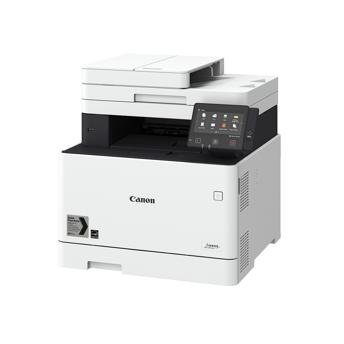 Canon i-SENSYS MF734Cdw Colour Laser Multifunction