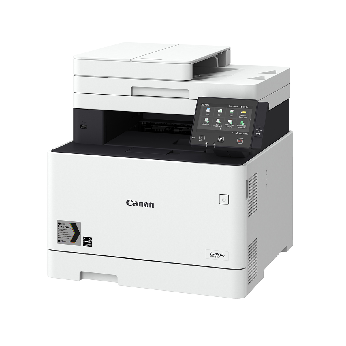 Canon i-SENSYS MF735Cx Colour Laser Multifunction