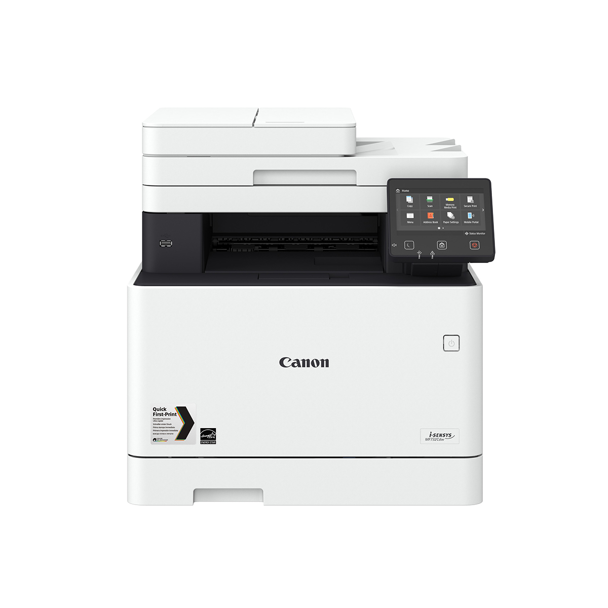 Canon i-SENSYS MF732CDW Colour Laser Multifunction