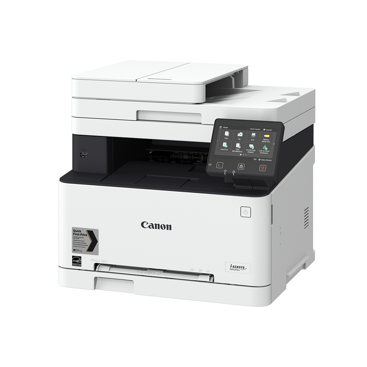 Canon i-SENSYS MF635Cx A4 Colour Laser Multifunction