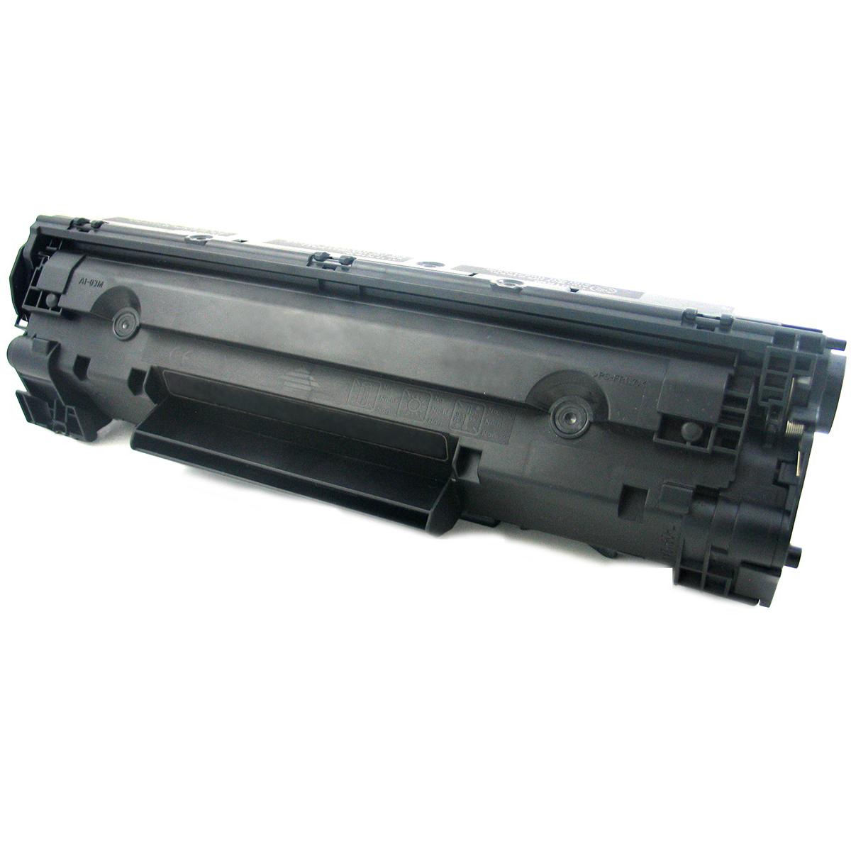 HP CB436A Compatible Black Toner Cartridge Eco Range
