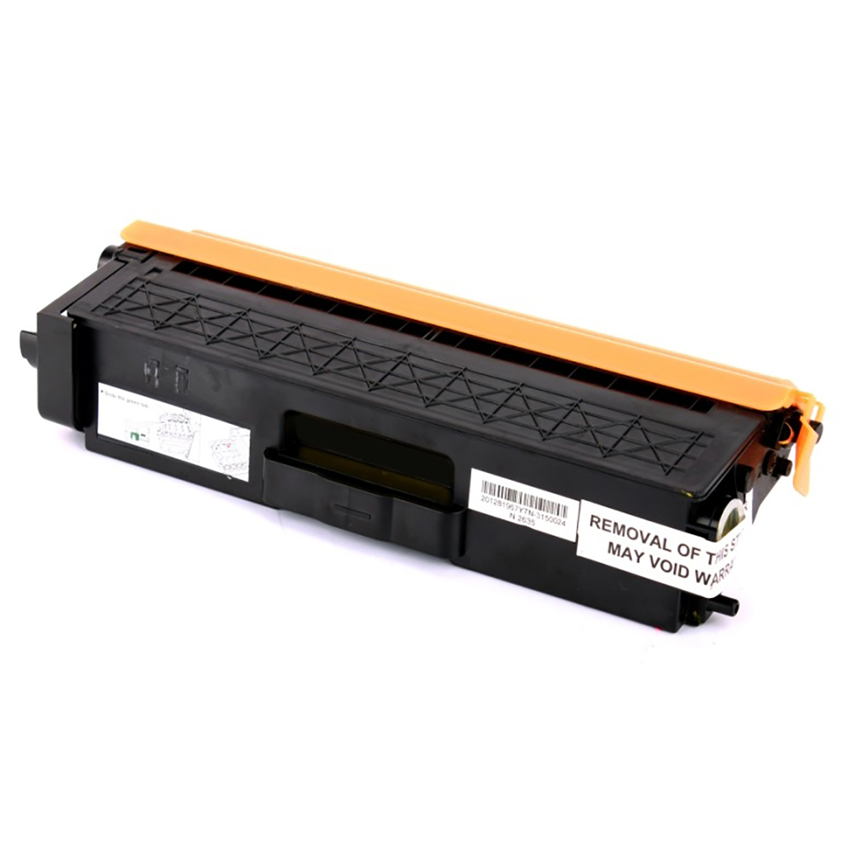 Brother TN-326 Compatible Yellow Toner Cartridge