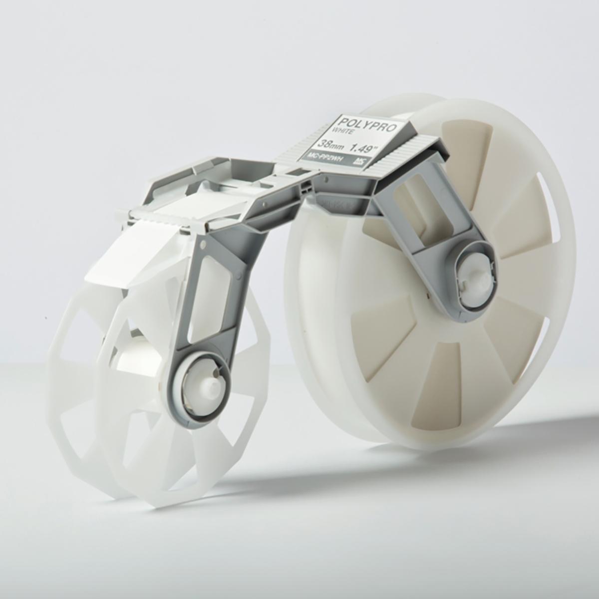 Brother MCPP2WH Tape Creator Plastic Film 38mm White