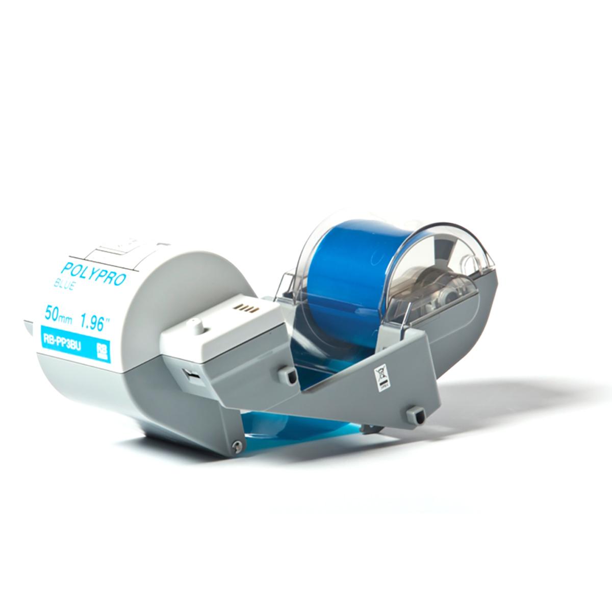 Brother RBPP3BU Tape Creator Ink Film Cassette 50mm Blue