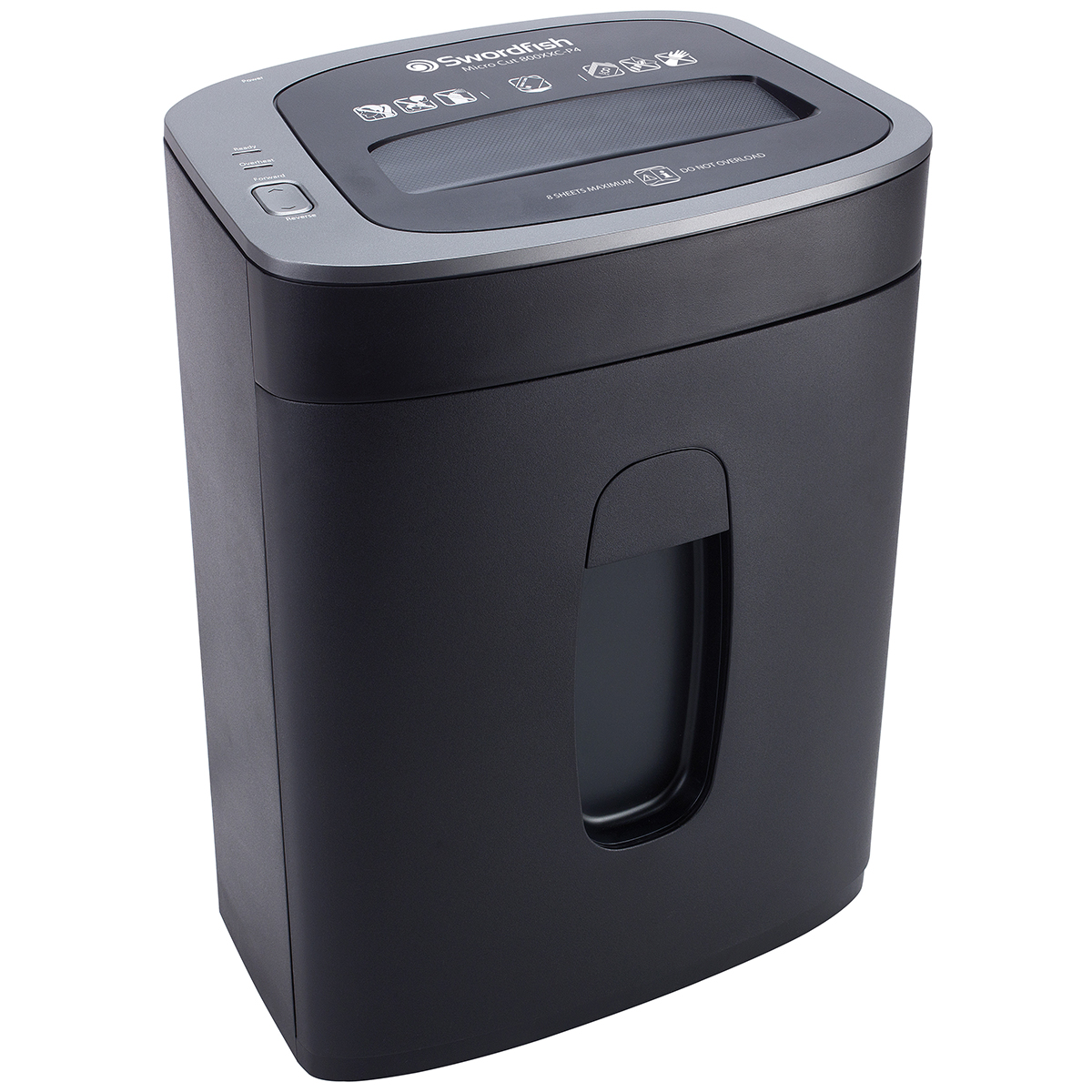 Swordfish 800XXC P-4 Micro Cut Shredder