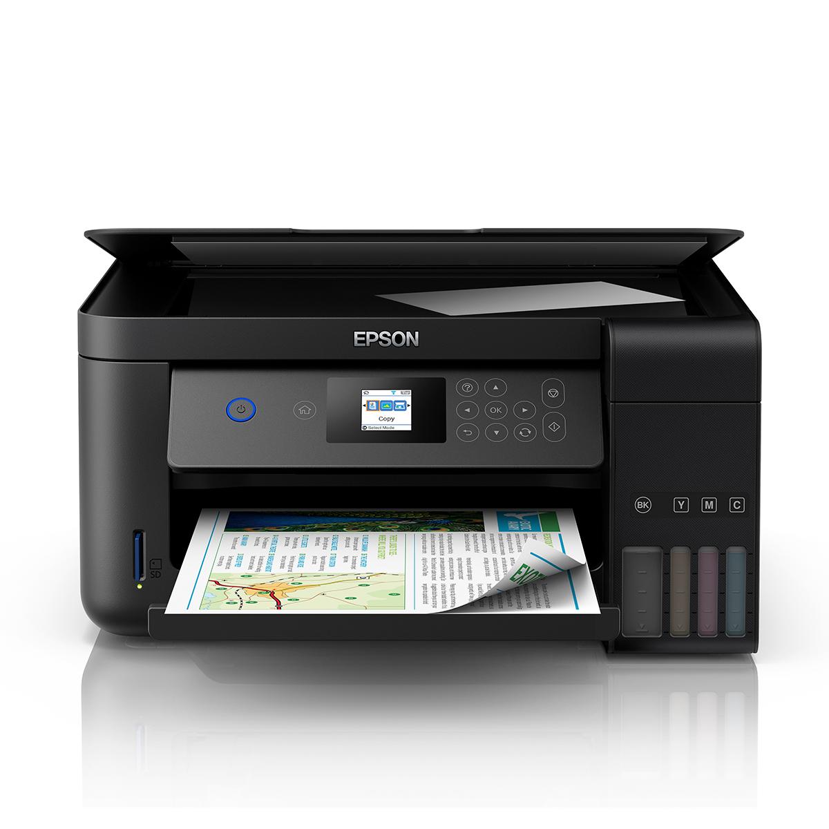 Epson EcoTank ET-2750 A4 Colour Inkjet Multifunction