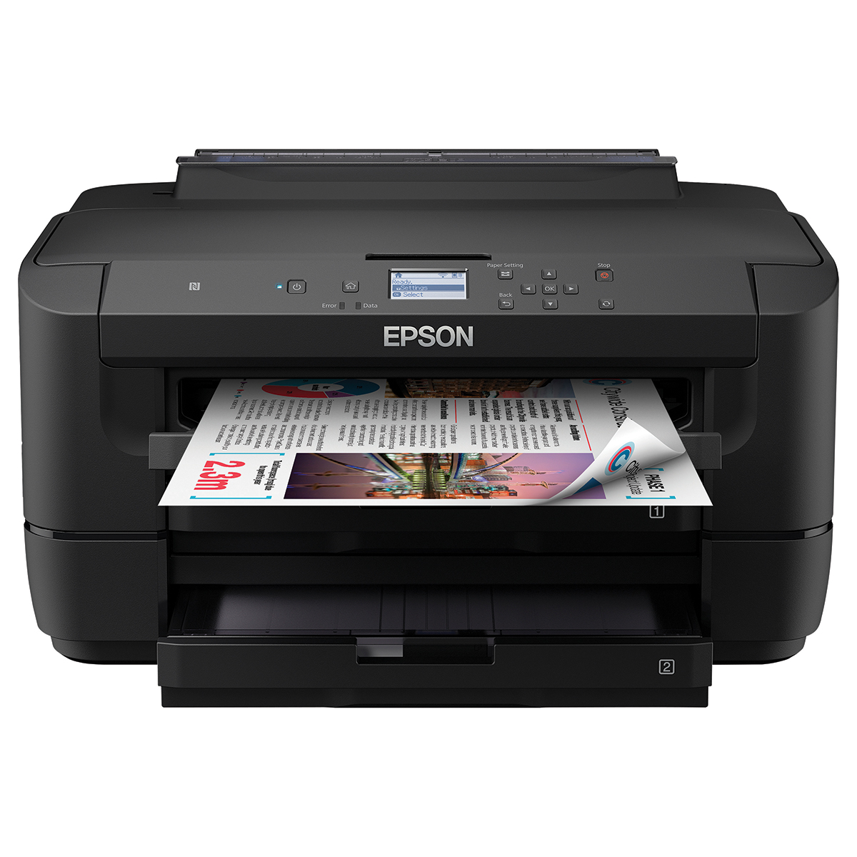 Epson WorkForce WF-7210DTW A3 Colour Inkjet Printer
