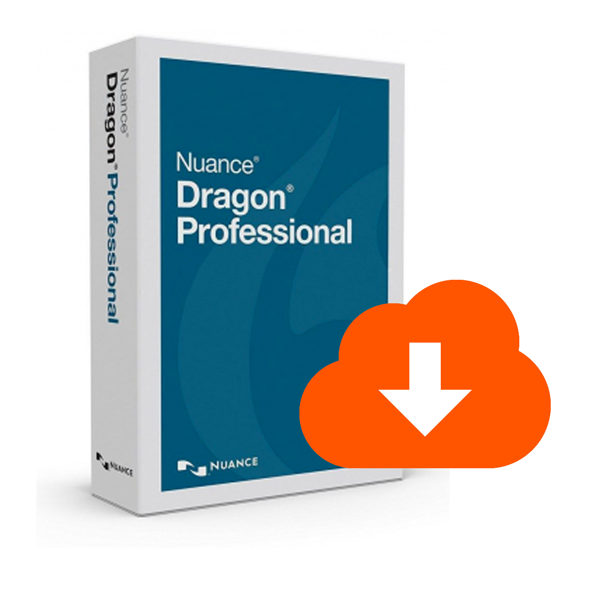 Nuance Dragon Professional Individual 15 - Upgrade from Premium 12 and up Download