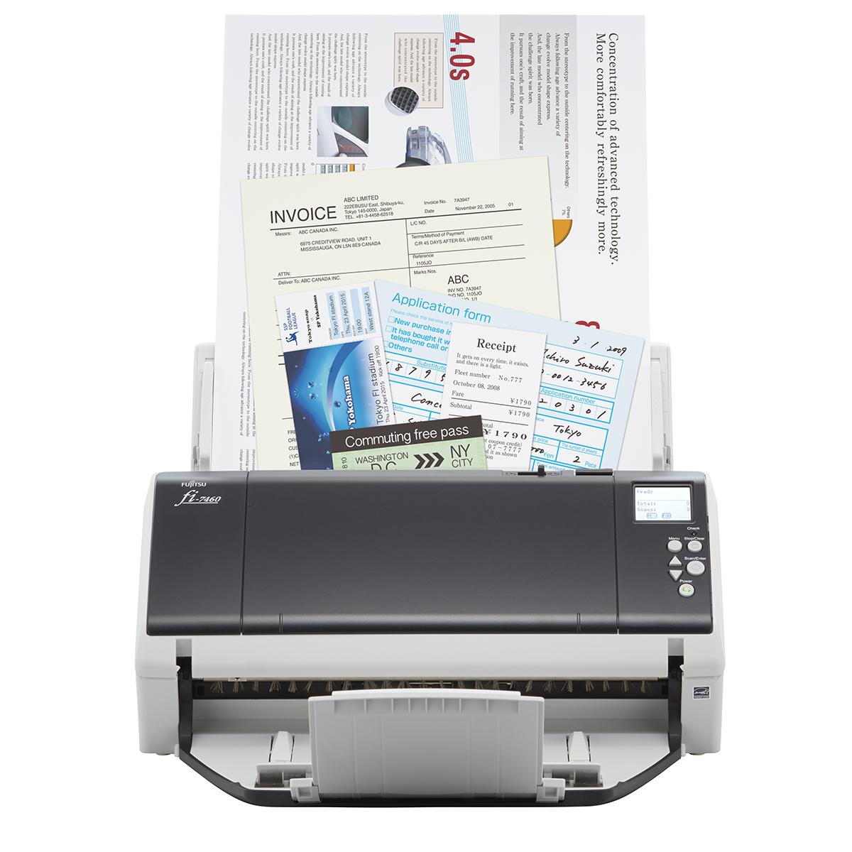 Fujitsu fi-7460 A3 Image Scanner