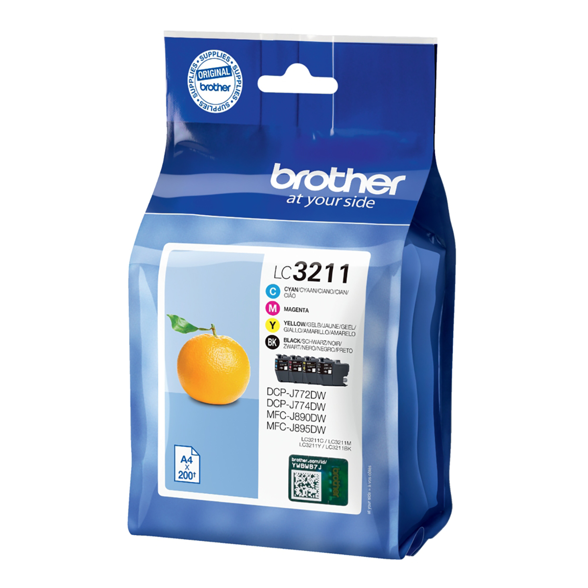 Brother LC3211VAL Value Pack