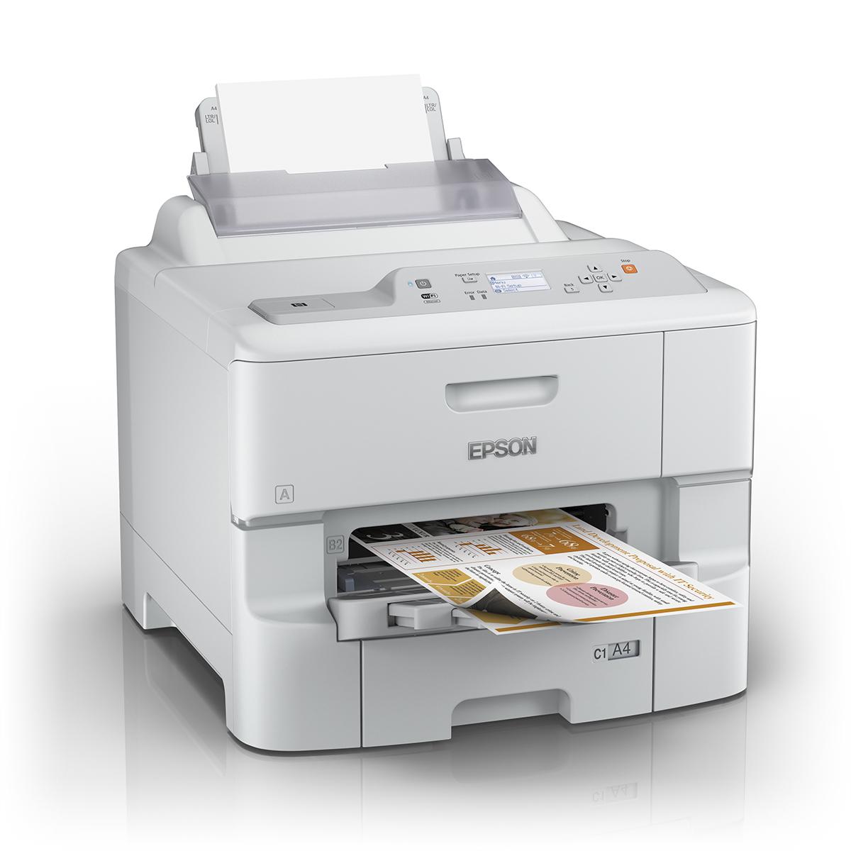 Epson WorkForce Pro WF-6090DW Colour A4 Inkjet Printer